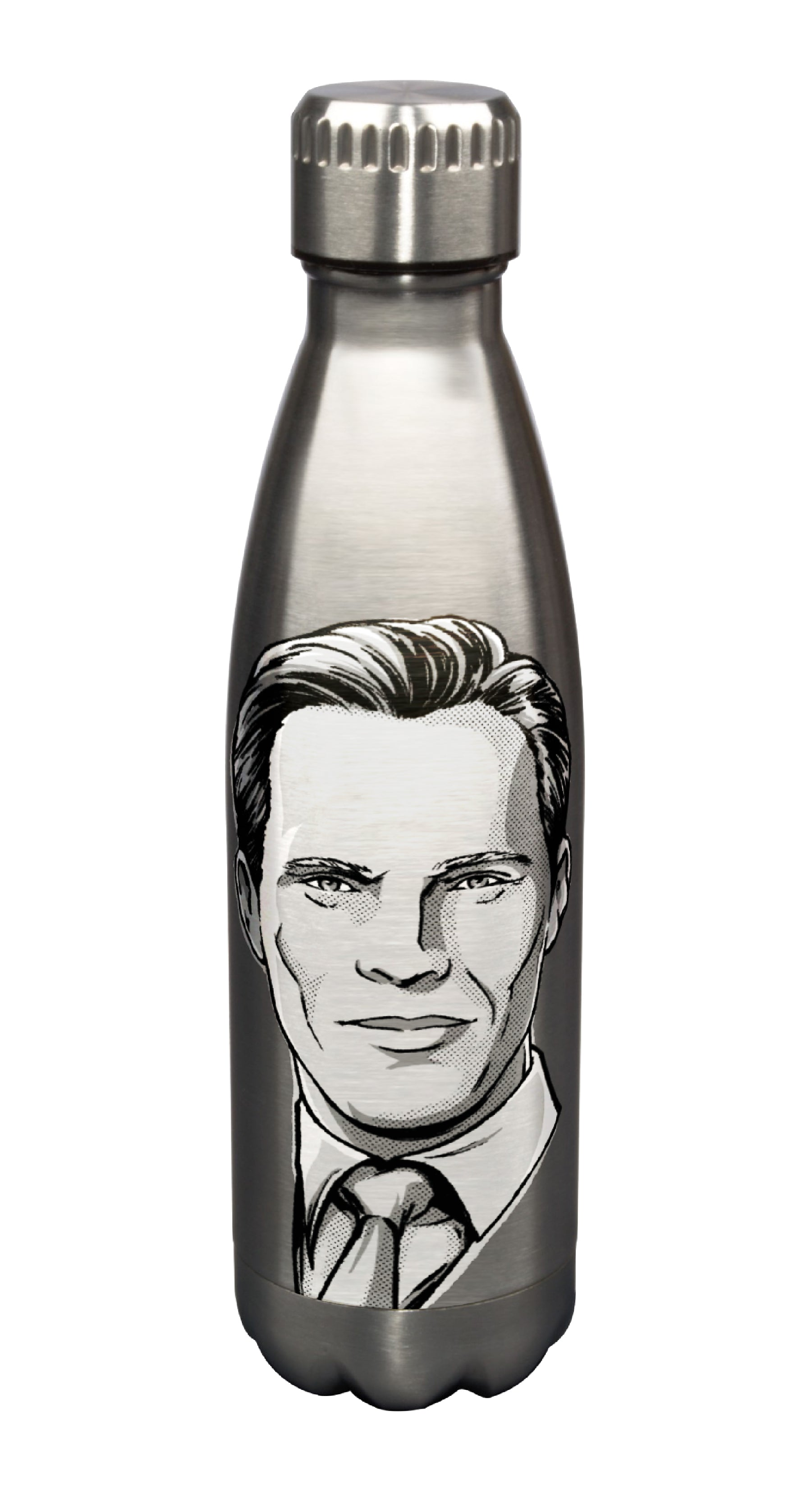 MARVEL - 17 oz Stainless Steel - Water Bottle - Wanda Vision Characters