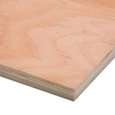 18mm Structural Hardwood Plywood