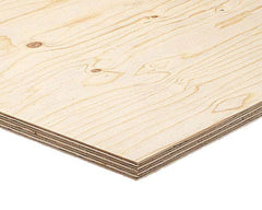 9mm Elliotis Pine Softwood Plywood