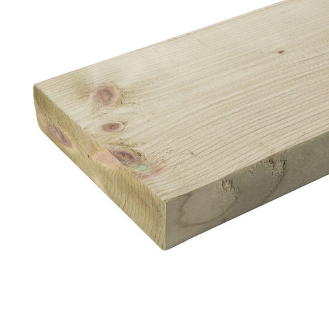 47mm x 200mm C24 Treated Timber 3.6M