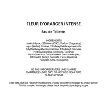 Load image into Gallery viewer, SKIN BY MONICA x Fragonard Authorised Official Australian Stockist Fleur De O'ranger Intense  EDP 50ml