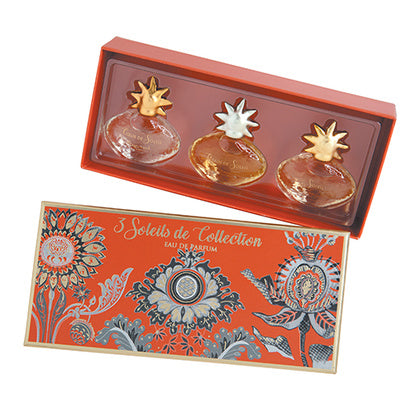 SKIN BY MONICA x Fragonard Offical Authorised Australian Stockist Soleil Gift Set 3 x 7ml