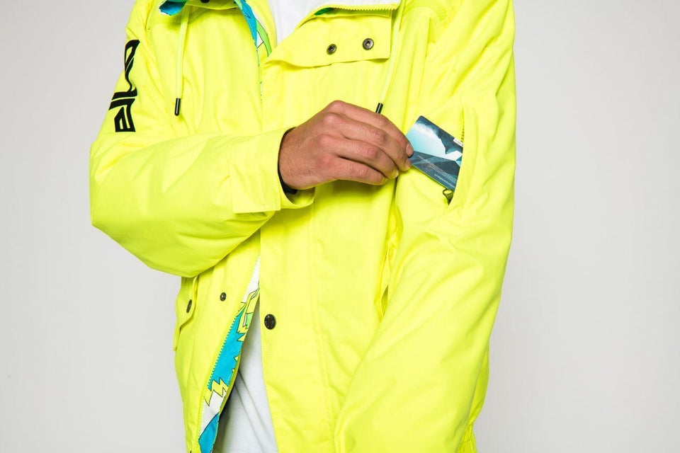 Skijacke-Herren-Men-Jacket-SAVOGNIN 89-YELLOW-Elho-Freestyle-Bild-5