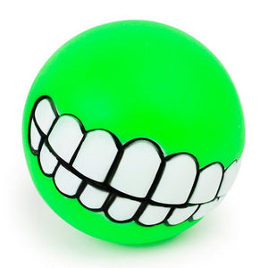 smile chew ball