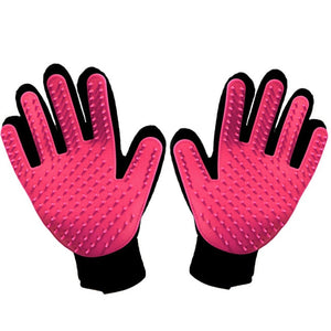 Grooming Glove for Dogs Comb Glove for Pet