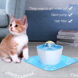 Automatic Pet Water Fountain Ultra Quiet