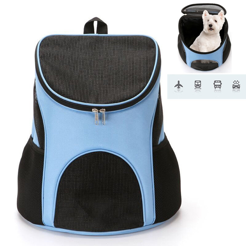Foldable Pet Carrier Backpack for Dog and Cat