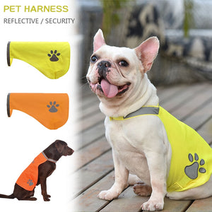 Reflective Dog Life Vest Washable Breathable Safety Swimwear For Small Medium Dogs