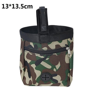 Portable Detachable Dog Training Treat Bags