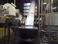 331949 - CLEATED BELT BOTTLE ELEVATOR CONVEYOR - intechenterprises.com