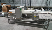 331981  - (1) ONE SAFELINE METAL DETECTOR W/ ALLEN CONVEYOR: - intechenterprises.com