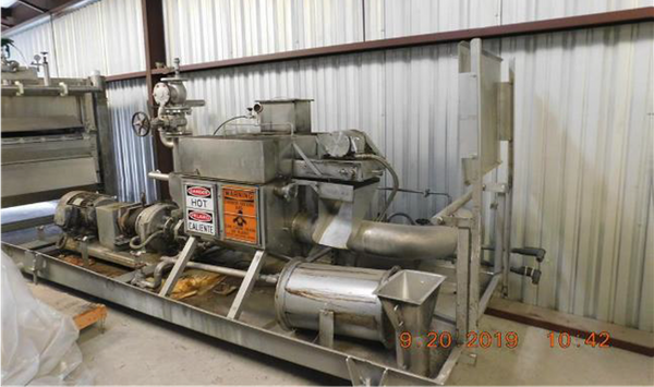 331998 - ONE HEAT AND CONTROL THERMAL FRYER - Intech Enterprises