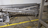 332052  - (1) ONE AAG SOLUTIONS FLIGHTED INCLINE CONVEYOR