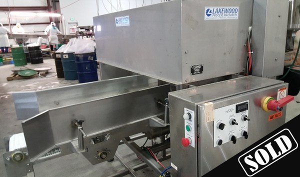 331816 - FULLY AUTOMATIC TAQUITO FILLING AND ROLLING CONVEYOR - Intech Enterprises