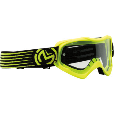 MOOSE RACING SOFTGOODS GOGGLE QUALFR SLASH HI-VZ