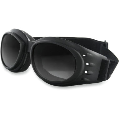 BOBSTER CRUISER 2 GOGGLE INTRCHG BLACK FRAME