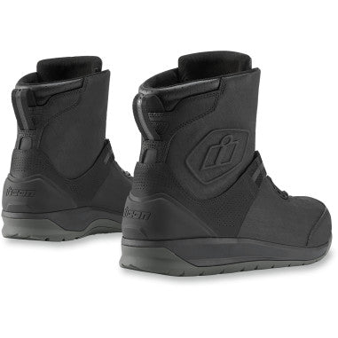 ICON BOOT PATROL 2 BLK