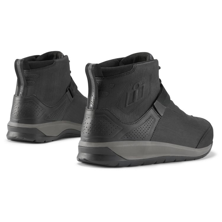 ICON BOOT SUPERDUTY 5 BLK