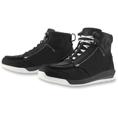 ICON BOOT TRUANT 2 BLK