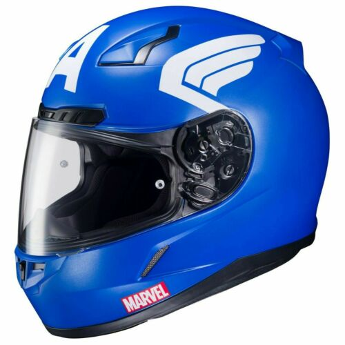 HJC CL-17 CAPTAIN AMERICA HELMET 3XL