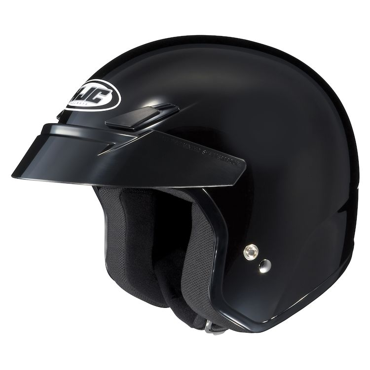 HJC CS-5N BLACK HELMET