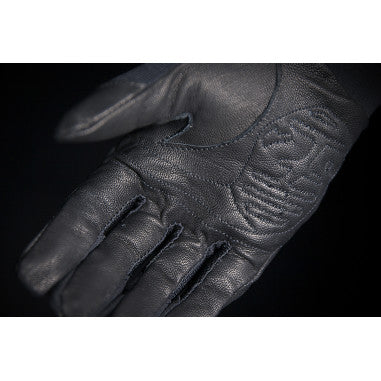 ICON GLOVE 29ER CE BLACK MD