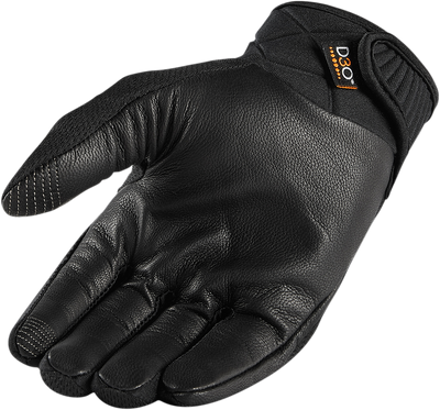 ICON GLOVE WM ANTHEM2 CE ST SM