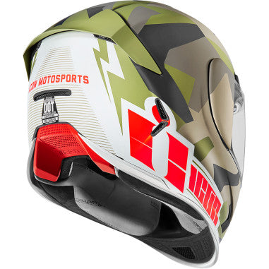 ICON HELMET AFP DEPLOYED
