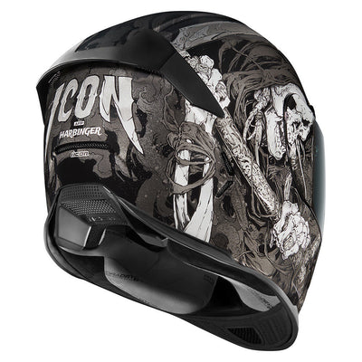 ICON HELMET AFP HARBINGER