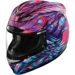 ICON HELMET AM OPACITY PURPLE