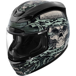 ICON HELMET AM VITRIOL