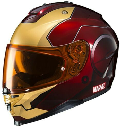 HJC IS-17 IRONMAN HELMET XS