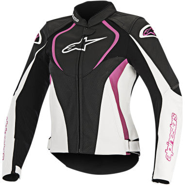 ALPINESTARS JACKET 4W JAWS B/W/P