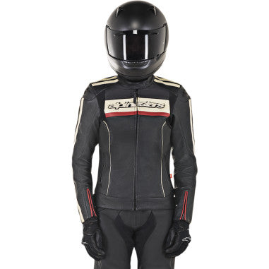 ALPINESTARS (ROAD) JACKET DYNOv2 4W B/R
