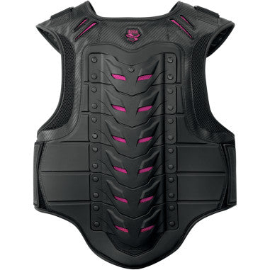 ICON VEST WM STRYKER BLK