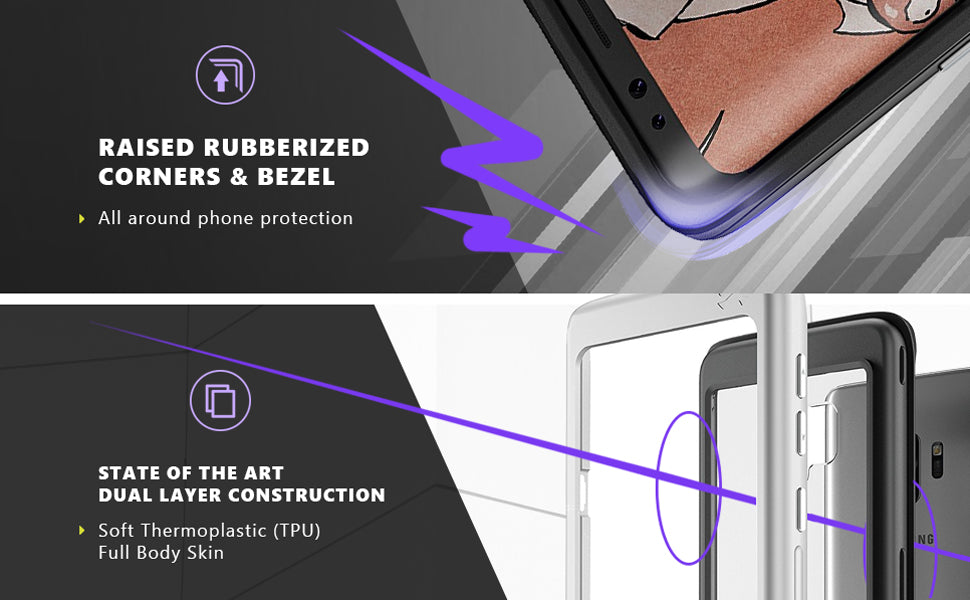 Galaxy S9 Metal Protective Phone Case