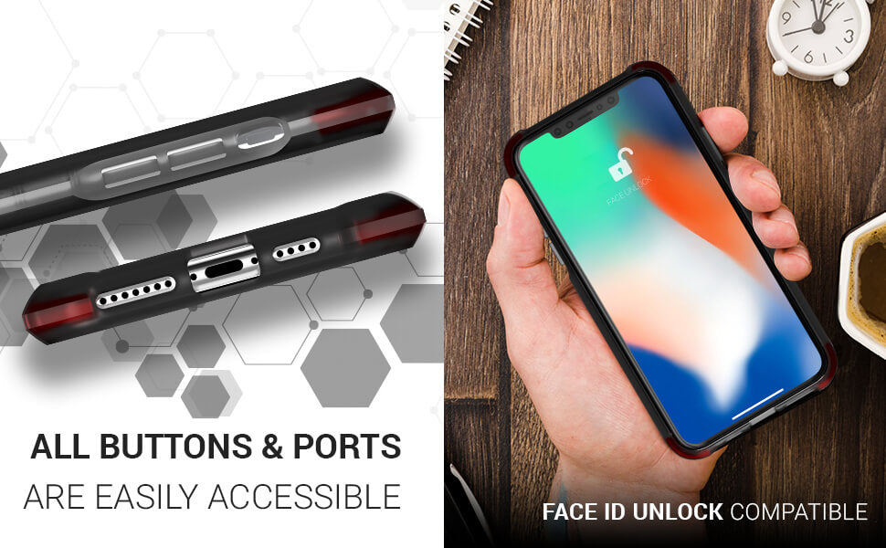 iPhone 11 Pro Crystal Clear Protective Phone Case
