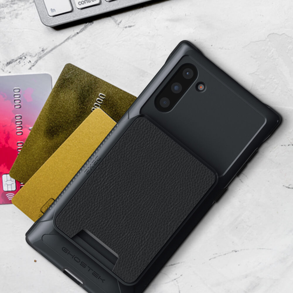 Galaxy Note 10 Magnetic Wallet Case
