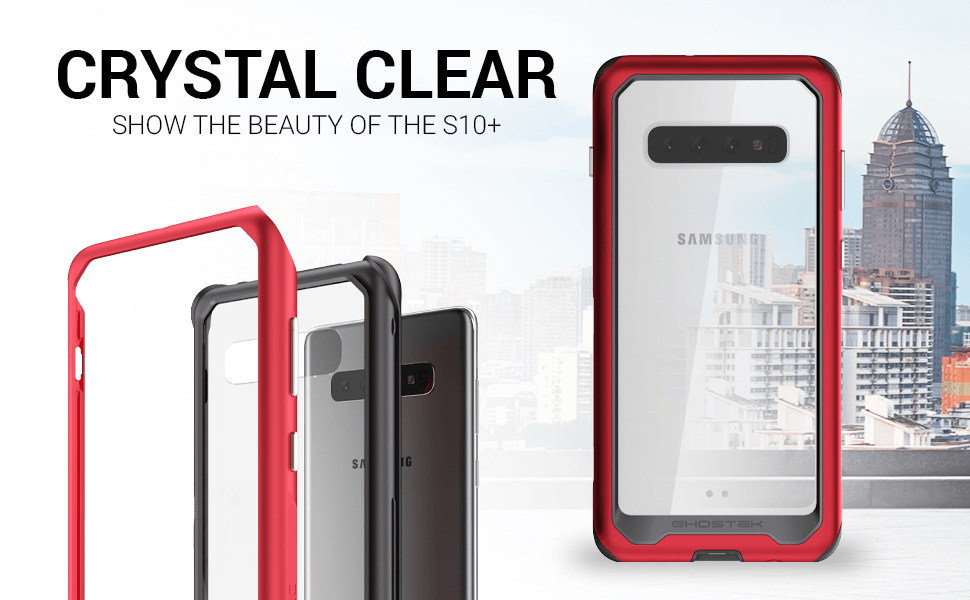 Galaxy S10 Plus Metal Protective Case