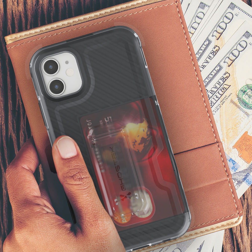 iPhone 11 Protective Cardholder Case
