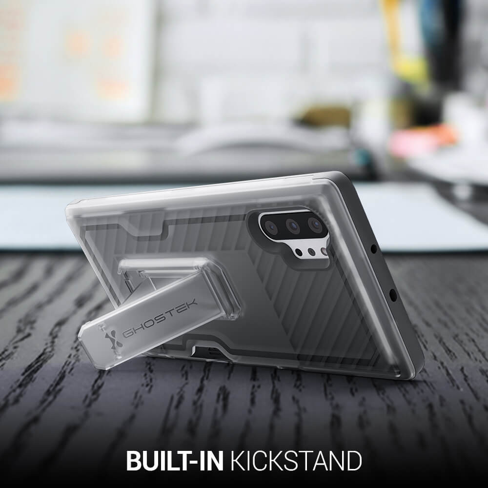 Galaxy Note 10 Plus Case With Built-In Kickstand