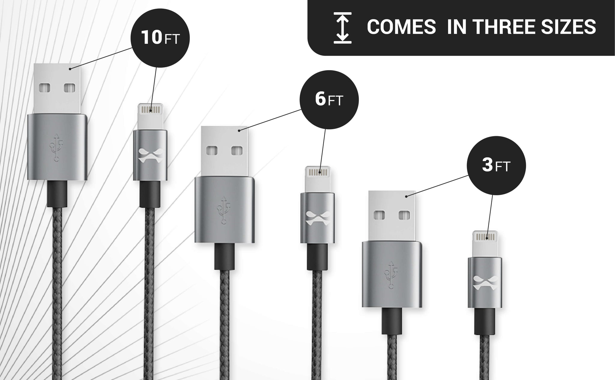 Durable Long Charging Cables