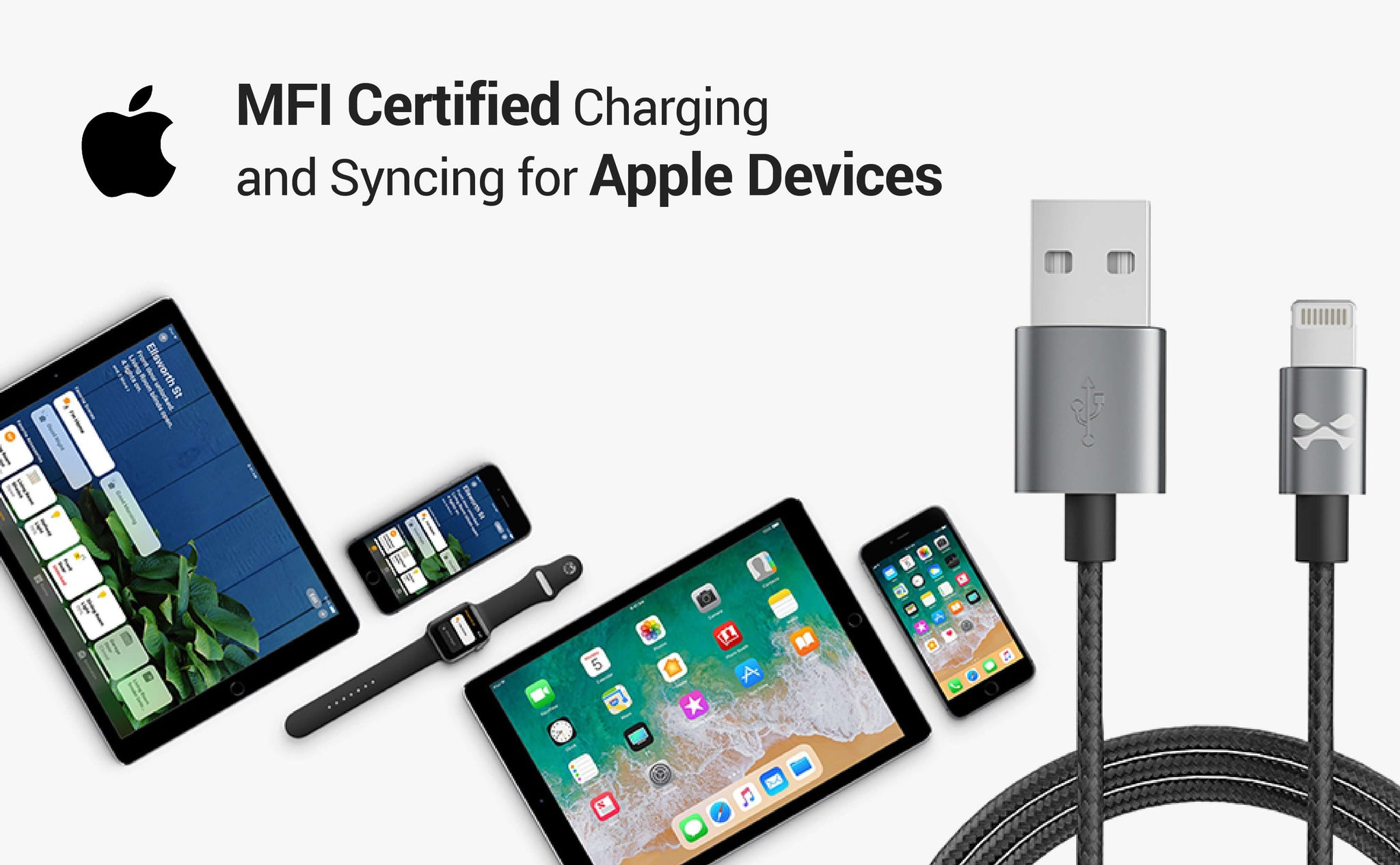 Certified Apple Charging Cable
