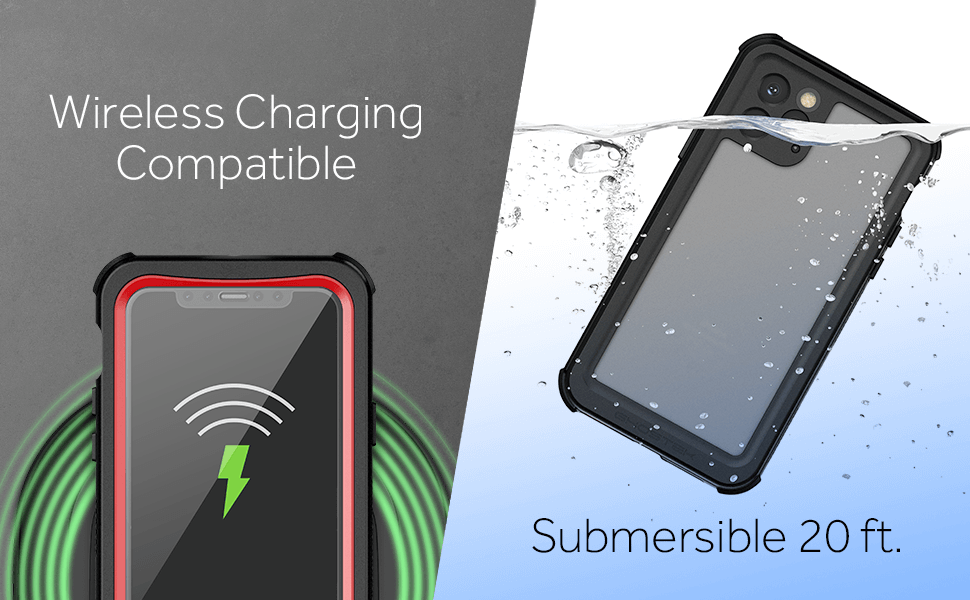 iPhone 11 Pro Tough Wireless Charging Case