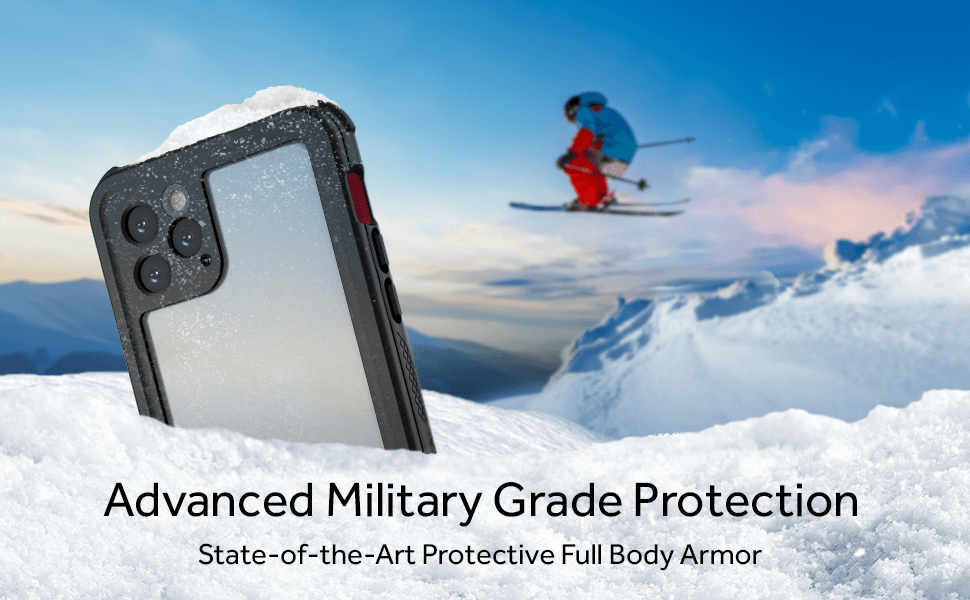 iPhone 11 Pro Full Body Armor Protection