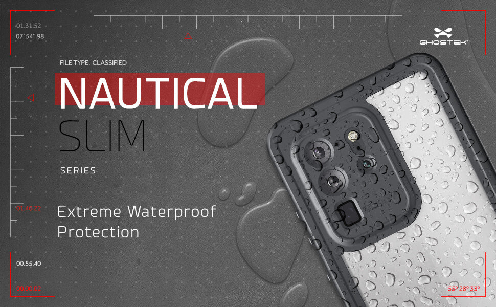 Waterproof S20 Ultra Case