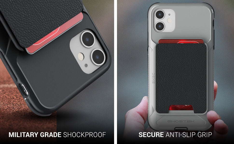 iPhone 11 Magnetic Wallet Case