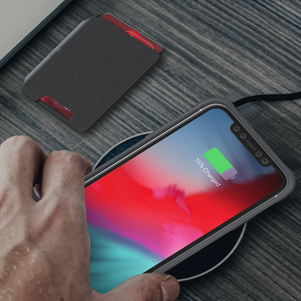 iPhone 11 Wireless Charging Wallet Cases