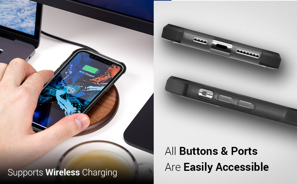 iPhone 11 Wireless Charging Case