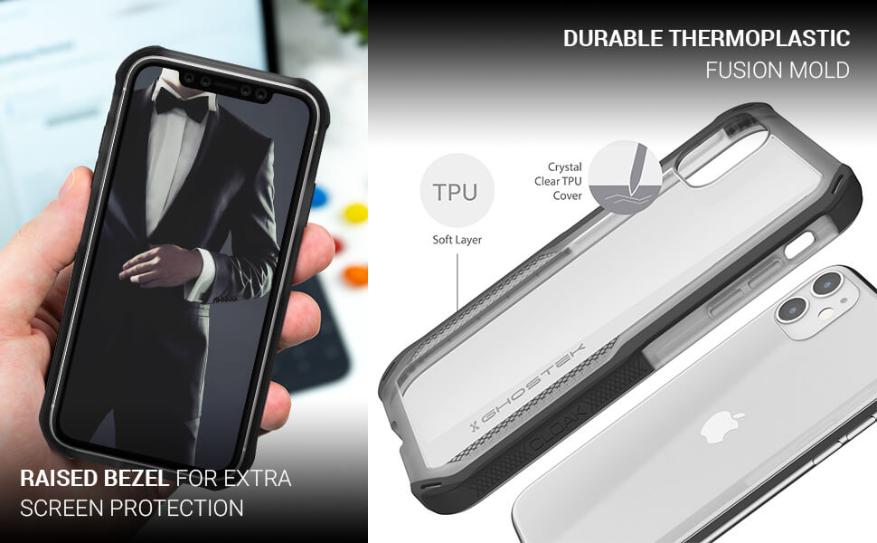 iPhone 11 Clear Case With Design